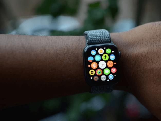 приложения в apple watch