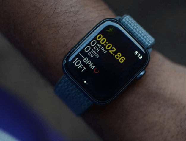 workouts в apple watch