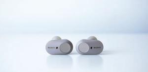 Новые беспроводные наушники Sony —  удивительное шумоподавление!