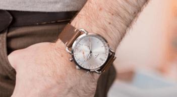 умные часы Fossil Q Commuter