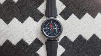 Samsung часы
