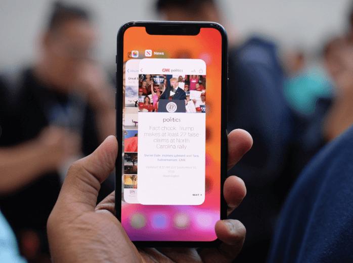 приложения iPhone 11 Pro