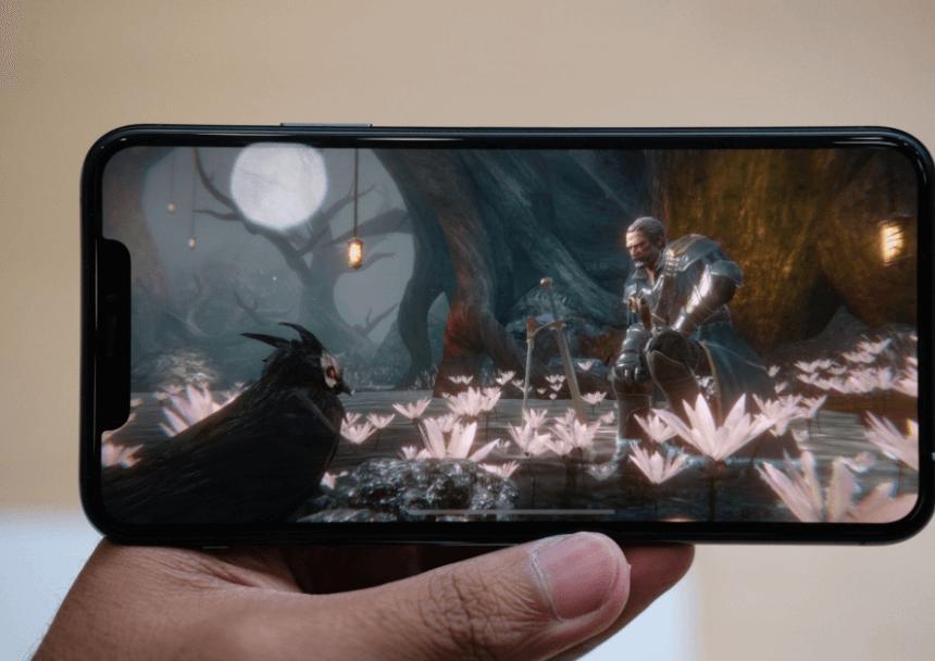 игры на айфон 11 Pro