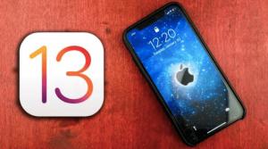 новая iOS 13