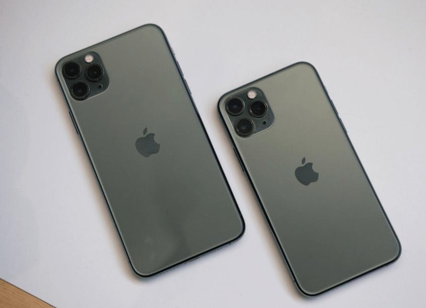 задняя панель iPhone 11 Pro