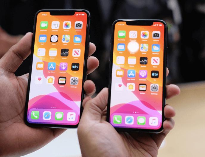 новые iphone 11 и Pro