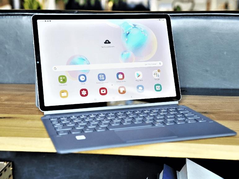 дисплей планшета Tab 6