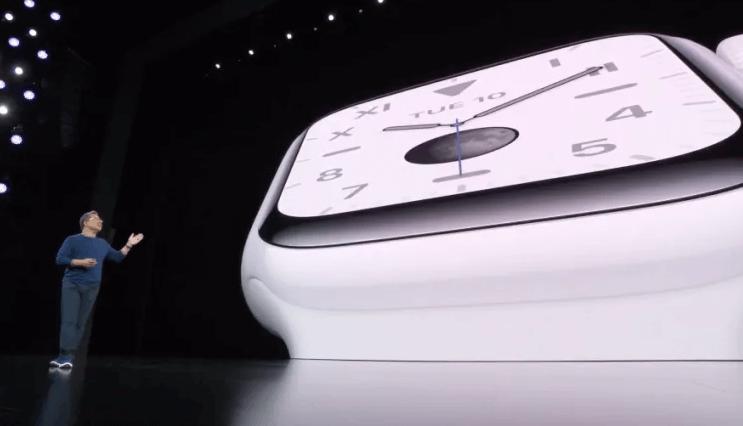 смарт часы от Apple